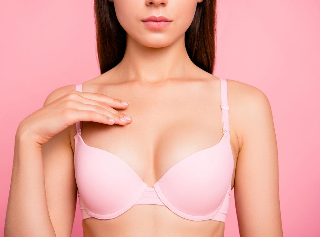 Abstand Brust Brustvergrösserung