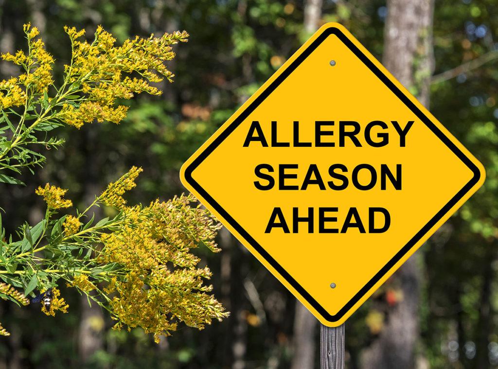 Allergisch auf Brustimplantat