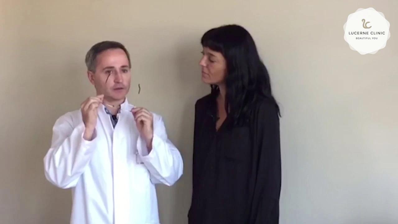 Was man gegen Tränensäcke & überschüssige Haut am unteren