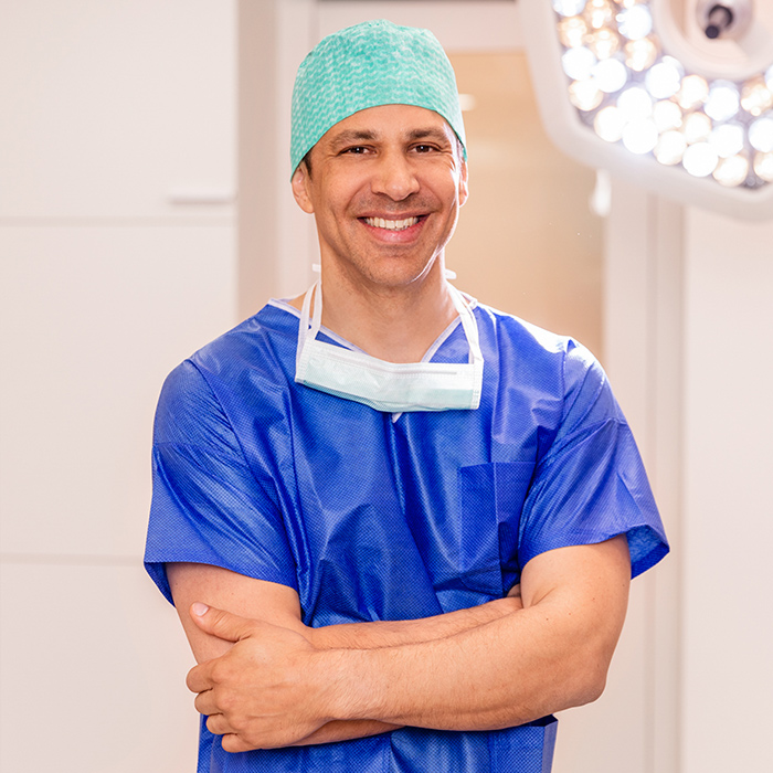 DR. MED. JÜRG HÄCKI